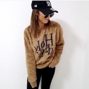 モコモコボアPO/brown