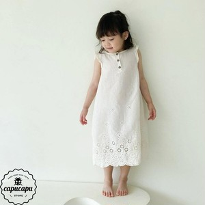 «sold out» no sleeve lace onepiece ノースリーブ レース ワンピース