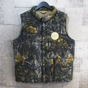 TENDERLOIN 10AW T-NRA SUPERFLAGE PATTERN VEST