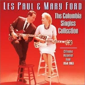 CD 「COLUMBIA SINGLES COLLECTION / LES PAUL & MARY FORD」