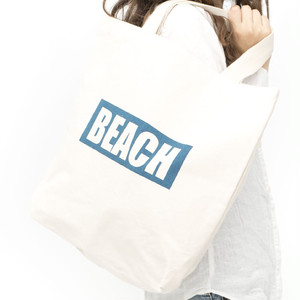 [ the HAMP works ] TOTE_BAG B-11 :  BEACH