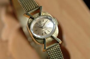 ROLEX 18K Ring Design Watch