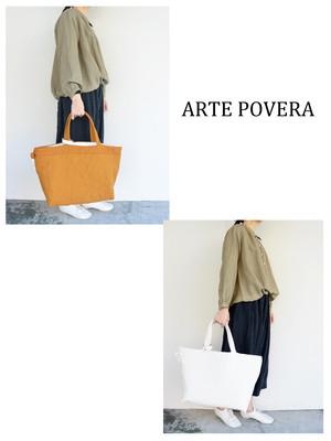 ARTE POVERA アルテポーヴェラ イタリアリネンDADトート