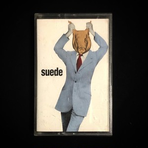 Suede / Animal Nitrate(UK)[中古Cassette]