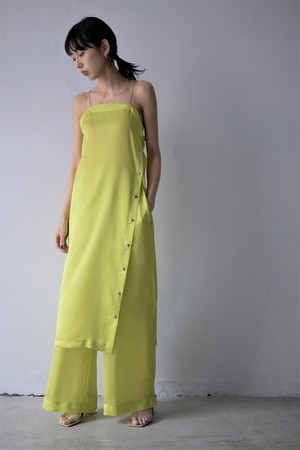 ROOM211 / Satin Organza Relax PT (yellow)