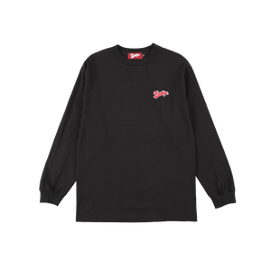K'rooklyn Long Sleeve T-Shirt - Black