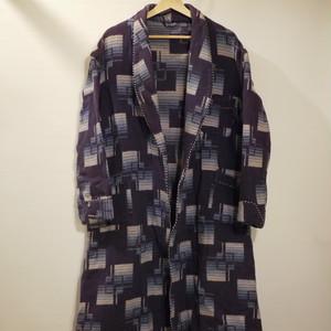 E&W 1930-40's Smoking gown jacket