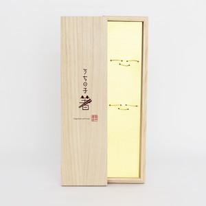 箸ギフト専用桐箱 うちの子箸【コード:790152】