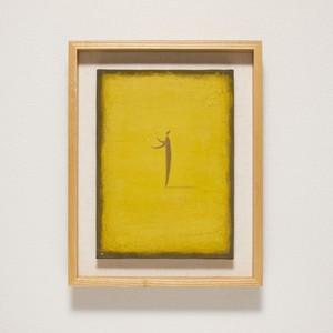 《奏 ~そのままのこころで~(Ⅰ)》33.3×24.2cm/2014年