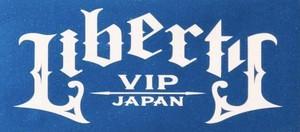 LIBERTY VIP JAPAN BOXロゴステッカー