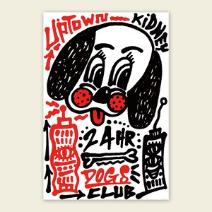 Rob Kidney/Uptown 24 HR Dogs club(No.44)