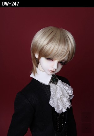 【Luts】【即納】DW-247 (High Blond)【9-10inch】