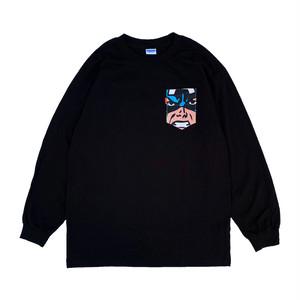 tokyo gimmicks pocket L/S -Captein-