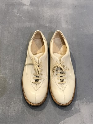 Paraboot leather sneaker / Made in FRANCE [S-436]