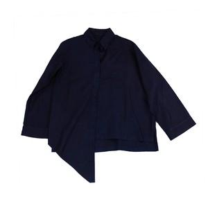 藍師 Lan Shi Shirt - Indigo / MIAO BLUE