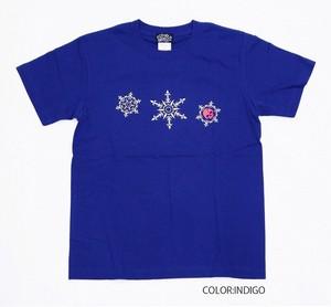 Flutter T-shirts Indigo T-01