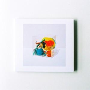 CD『透明な箱/caramel』(+新井リオ書き下ろしエッセイ本) 1000枚限定