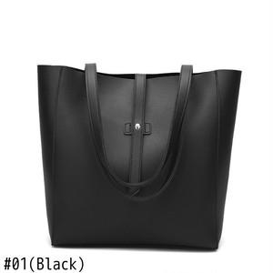 Handbag Leather Shoulder Bag Tote Bag Large Capacity Travel Shopping Bag Sac ショルダーバッグ トートバッグ レザー ハンドバッグ (HF99-0348535)