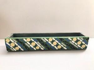 モザイクタイル シャビーウッドボックス AKIGAWA(G)
