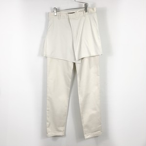 "DISCOVERED JACKET TROUSER ""WHT"