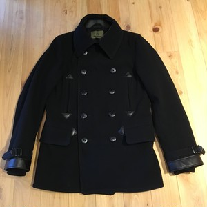 "Nigel Cabourn ""MILITARY PEA COAT"""