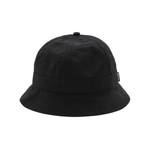 ALLTIMERS / NYLON BROADWAY BUCKET HAT -BLACK-