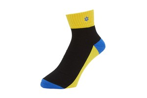 WHIMSY / VERSE SOCKS -YELLOW-