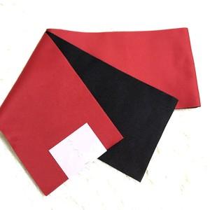 【帯 / Obi】赤黒 (Red/Black)_04(送料無料)