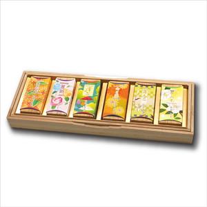 花盛り(短寸 木箱 詰め合せ )6箱