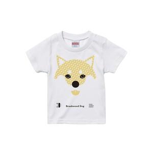 【サマーセール中】キッズTシャツ【動物シリーズ】Brushwood Dog[犬]