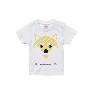 Tシャツ【動物シリーズ】Brushwood Dog[犬]