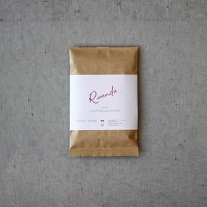 ルワンダ ココ コーヒーウォッシングステーション