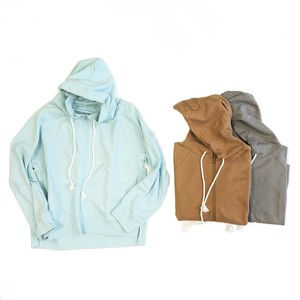 VOAAOV 【ヴォアーブ】 CENTRAL  FLEECE SWEAT HOODIE