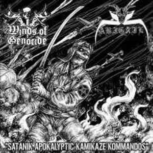 ABIGAIL:WINDS OF GENOCIDE/SPLIT CD