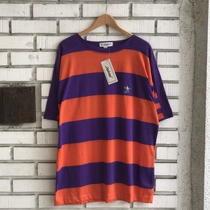90's JEKEL FAT BORDER TEE (DEAD STOCK)