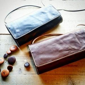 受注後制作 ぽってり財布(プレーン)