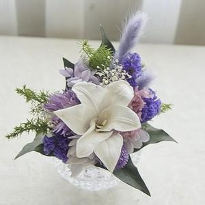 仏花 マンションサイズミニお仏壇用