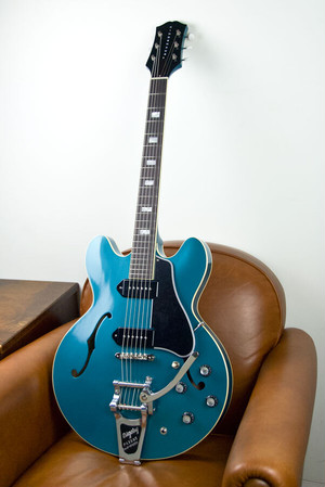 "KING SNAKE "" Smith with Bigsby / Blue Viper """
