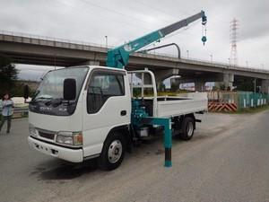 塗装済!ラジコン付3段クレーン‼マエダMC-283AW 激安中古トラック販売
