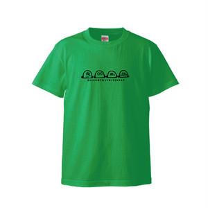 【限定再販】KRAP CREW TEE - Green