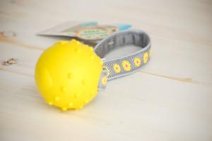 ロープボール(黄色、青、緑があります。)