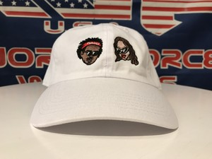 WORLD wide FAMOUS JB CAP[WHITE]