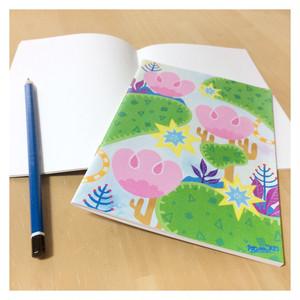 お庭ノートブック
