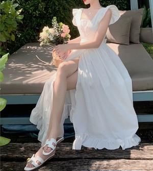 center cut dress