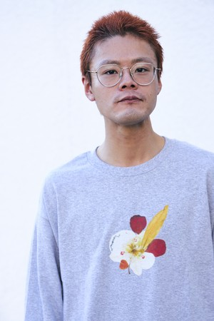 「Orchids Baby x Sun Set Ship」LONG Tee 3