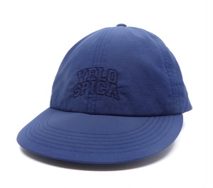 Velo spica|Flip Up B Cap supplex®︎  col.navy
