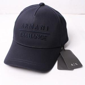 ARMANI EXCHANGE アルマーニエクスチェンジ キャップ ネイビー[全国送料無料]r017382