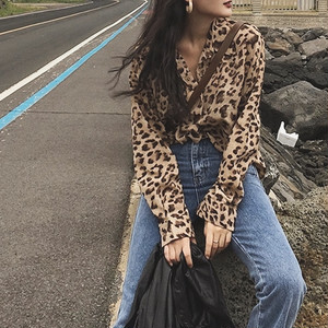 Leopard Shirts 132 送料無料