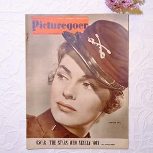 """1950年 イギリス映画雑誌 """" Picturegoer """"  5月6日号   [OV-14]"""