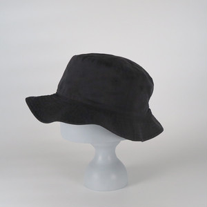 AW20-BD-2 Gabardine W-Face Hat - BLK